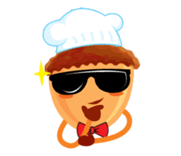 Donguri Chef Master sticker #10547613