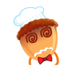 Donguri Chef Master sticker #10547615
