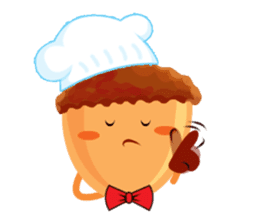Donguri Chef Master sticker #10547618