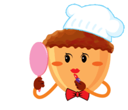 Donguri Chef Master sticker #10547619