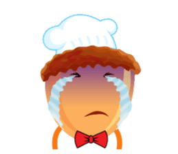 Donguri Chef Master sticker #10547620