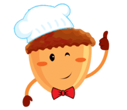 Donguri Chef Master sticker #10547623