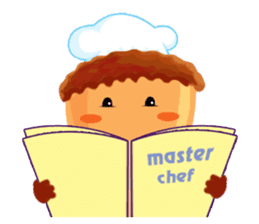 Donguri Chef Master sticker #10547627