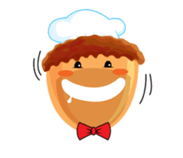 Donguri Chef Master sticker #10547630