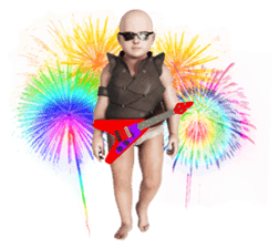 Surrealism man vol.6 ENG Ver. sticker #10561548