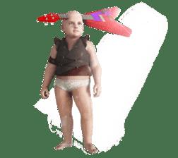Surrealism man vol.6 ENG Ver. sticker #10561559