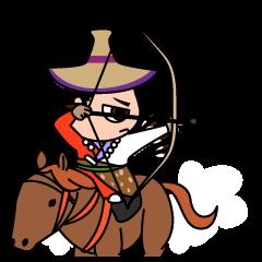 Ogasawara-ryu Samurai KIYOMON
