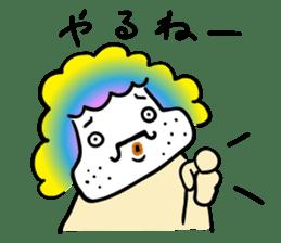 Sphinx Stickers sticker #10565602