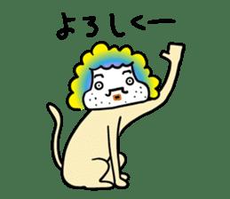 Sphinx Stickers sticker #10565616
