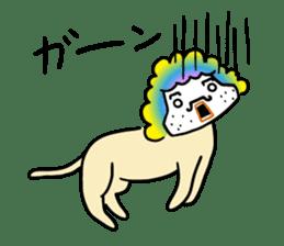 Sphinx Stickers sticker #10565629