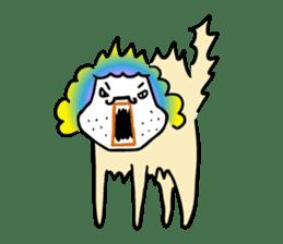 Sphinx Stickers sticker #10565630