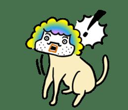 Sphinx Stickers sticker #10565631