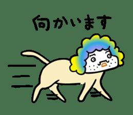 Sphinx Stickers sticker #10565635