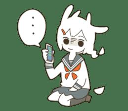 Goat Girl Stickers - English sticker #10568405