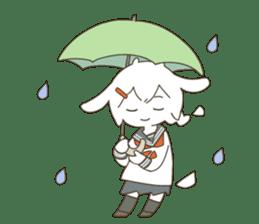 Goat Girl Stickers - English sticker #10568408