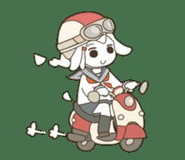 Goat Girl Stickers - English sticker #10568412