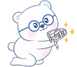 Bear BQ 2 (En) sticker #10572609