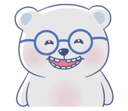 Bear BQ 2 (En) sticker #10572611