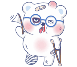 Bear BQ 2 (En) sticker #10572613