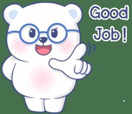 Bear BQ 2 (En) sticker #10572618