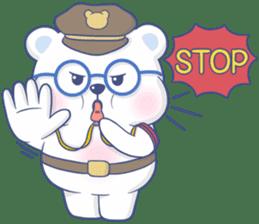 Bear BQ 2 (En) sticker #10572621