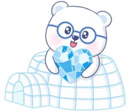 Bear BQ 2 (En) sticker #10572633