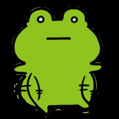 Cute frog kankan ver.