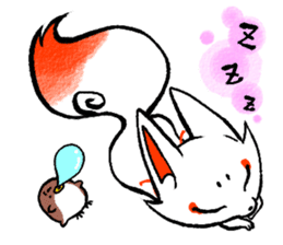 Kyoto Inari fox 2(Not language ver.) sticker #10581357