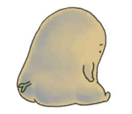 Chubby potato sticker #10587399