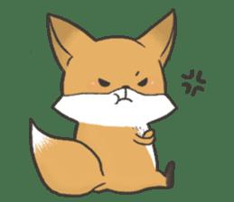 Carman fox sticker #10603985