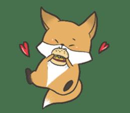 Carman fox sticker #10603996