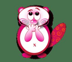 Mamimals sticker #10604918