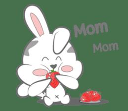 Moo Moon [Eng] sticker #10608712