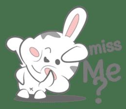 Moo Moon [Eng] sticker #10608734