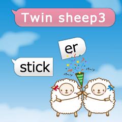 Twin sheep3 -English version-