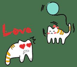 Together friends sticker #10622245