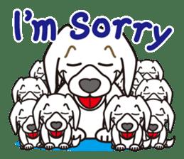 French bulldog Hana and dogs sticker #10626025