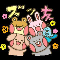 moyuusa friends (spring ver.)