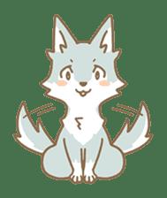 WOLF STICKERS sticker #10630892