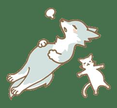 WOLF STICKERS sticker #10630902