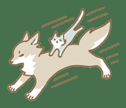 WOLF STICKERS sticker #10630903