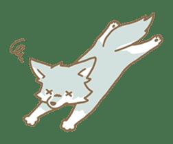 WOLF STICKERS sticker #10630908