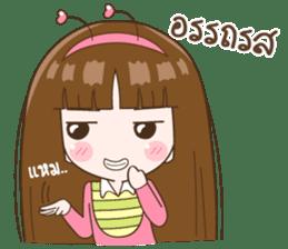 MangRak sticker #10635285