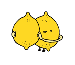 Lemon-kun sticker #10637392