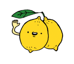 Lemon-kun sticker #10637411