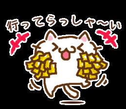 Little cat/daily conversation Ver. sticker #10638643