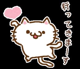 Little cat/daily conversation Ver. sticker #10638644