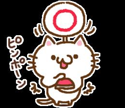 Little cat/daily conversation Ver. sticker #10638648