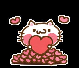 Little cat/daily conversation Ver. sticker #10638652