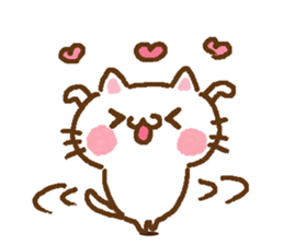 Little cat/daily conversation Ver. sticker #10638653